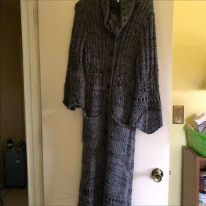 Spell & The Gypsy Collective Sweaters - Spell & the Gypsy Pepper Tallulah sweater coat